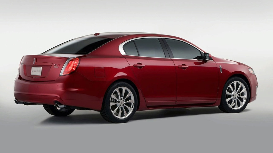 Lincoln MKS receives new 3.5L EcoBoost engine