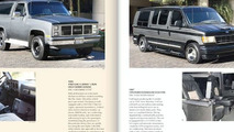 Michael Jackson 1988 GMC V Jimmy Half-Ton High Sierra Classic and 1993 Ford Econoline E150 van