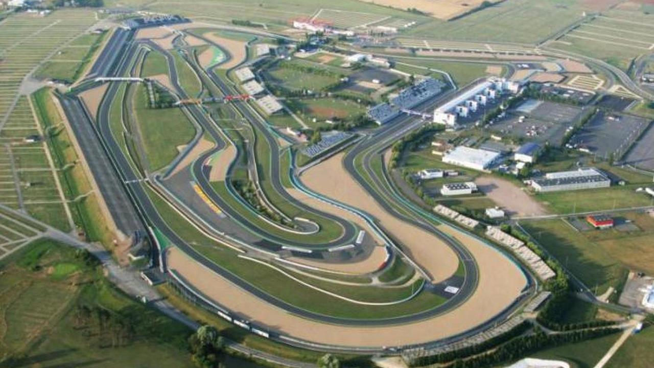 Circuit de Nevers Magny-Cours, France / formula2.net
