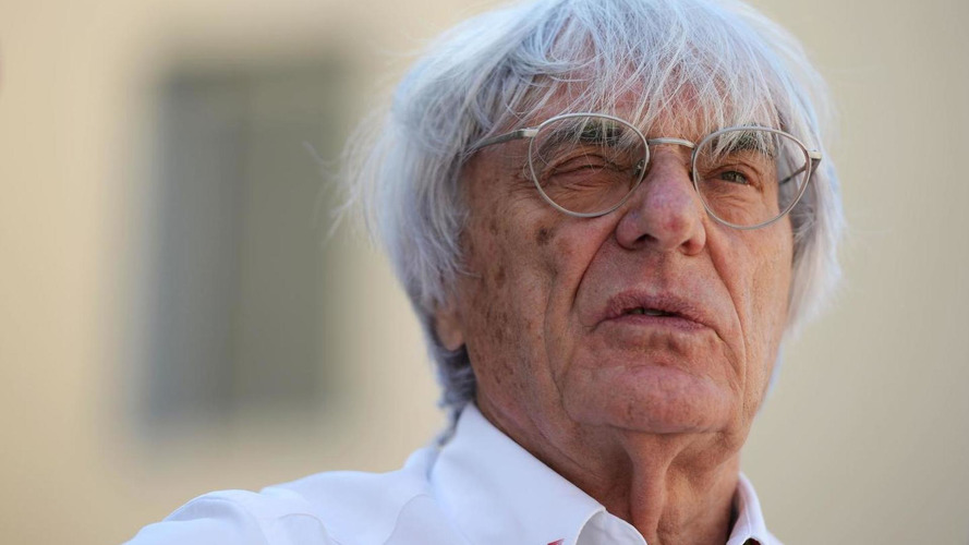 Ecclestone determined to change 2016 engine rules