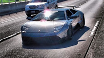 Lamborghini Murcielago by Liberty Walk LB Performance 27.11.2012