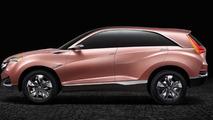 2013 Acura Concept SUV-X