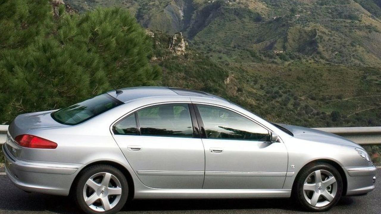 Peugeot 607 HDi 170