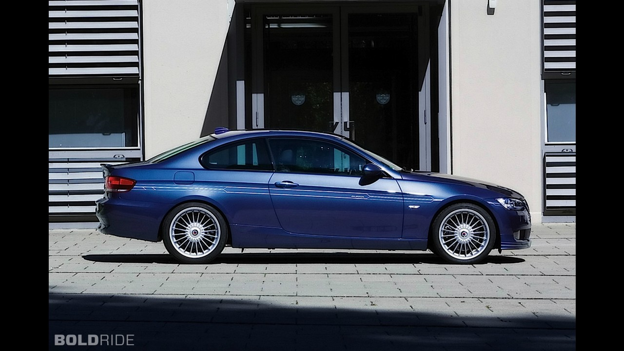 Alpina BMW D3 Bi-Turbo