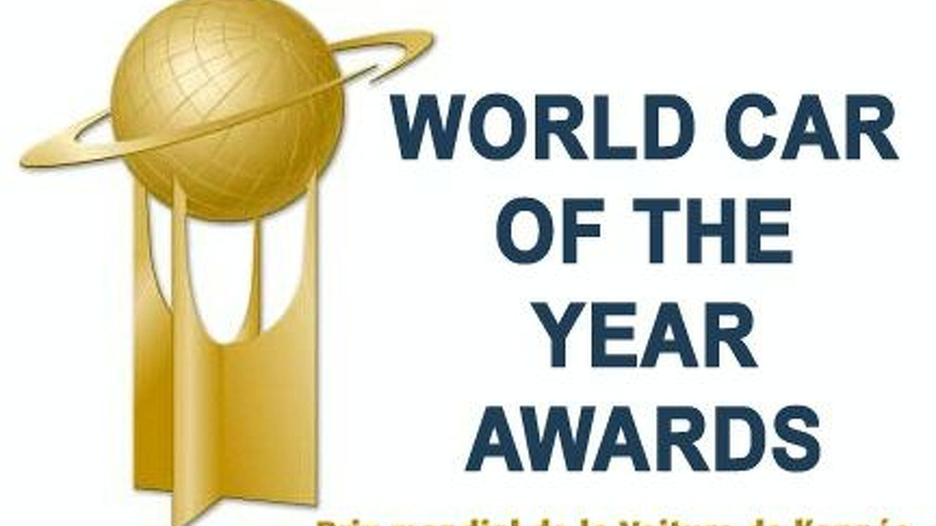 World Car of the Year: Top Three Finalists Announced