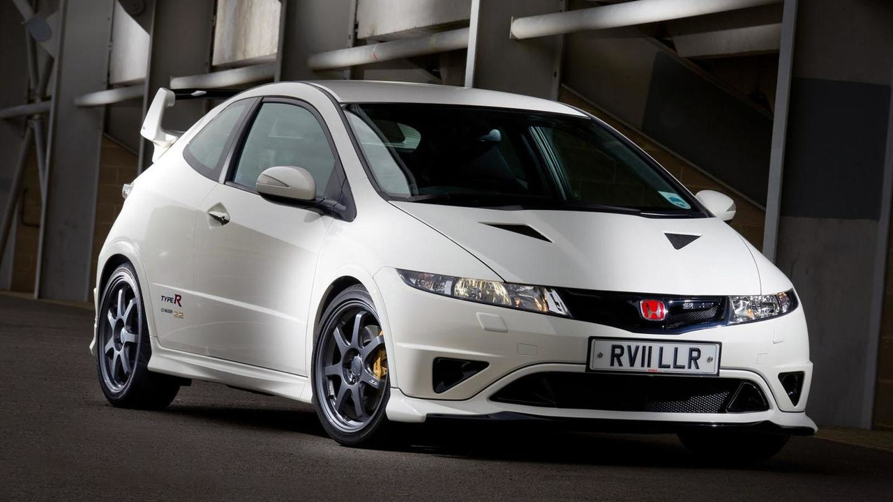 Honda Civic Type R MUGEN 2.2 - 8.9.2011