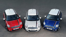 J.J. Jegede jumps over three newly-announced MINI Cooper London Editions [video]