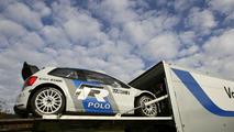 Volkswagen Polo R WRC testing begins [video]