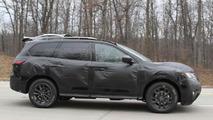 2013 Nissan Pathfinder teased [video]