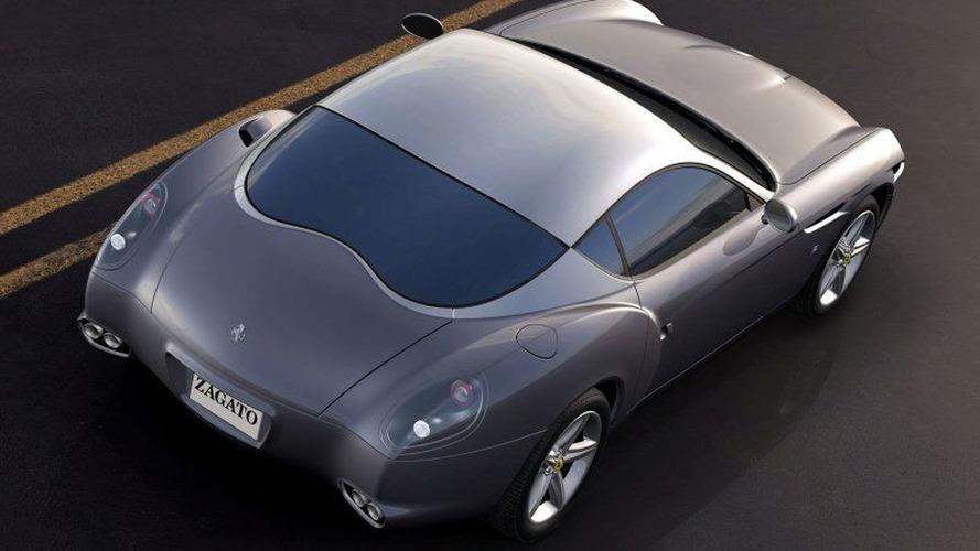 Ferrari 575 GTZ Zagato going up for auction