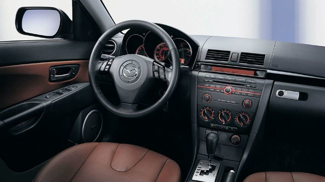 Mazda3 SP23 Special Edition Interior
