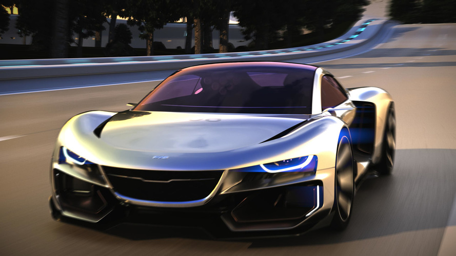 Saab supercar rendering makes us dream for Swede's return