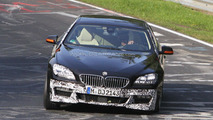 2013 BMW 6-Series 4-door GranCoupe with M-Sport Package spied (ring)