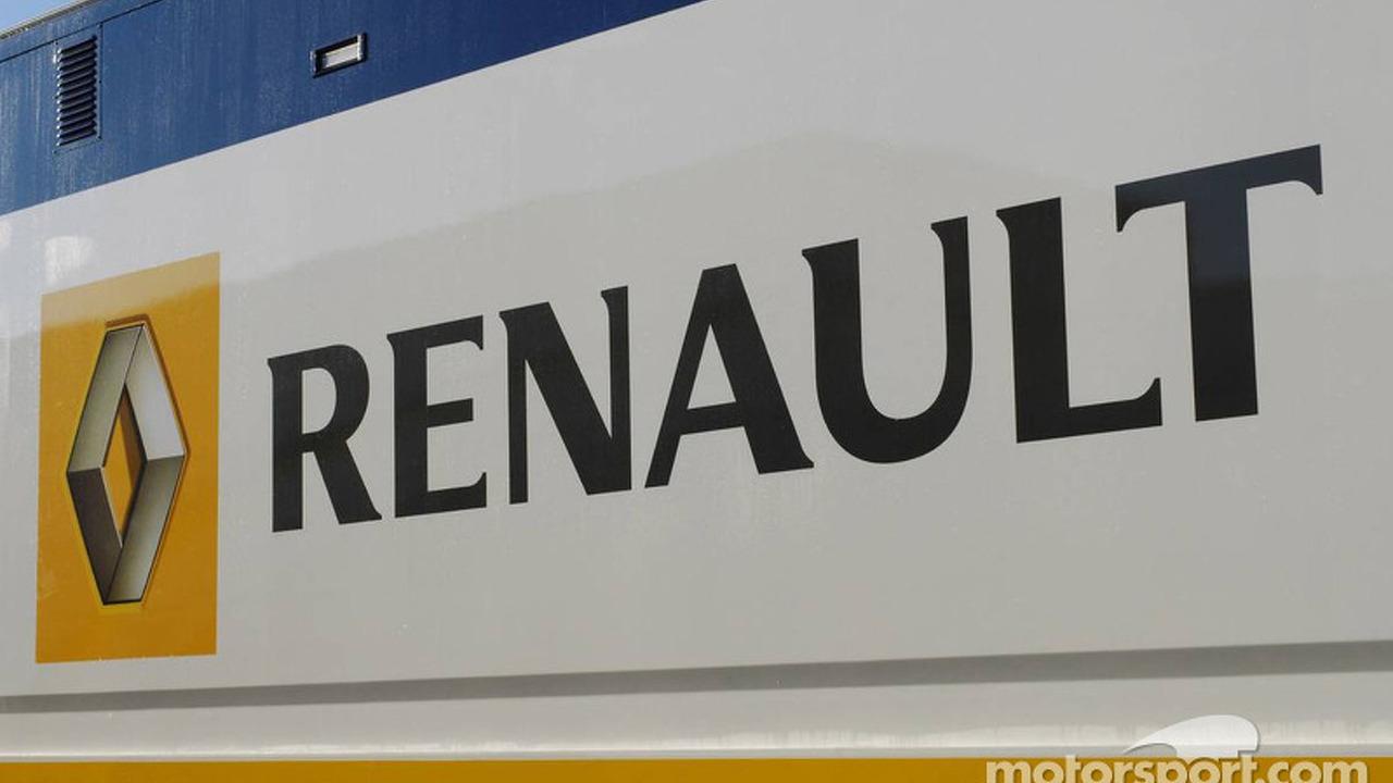 Renault F1 Team logo
