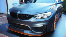 BMW M4 GTS concept at Pebble Beach