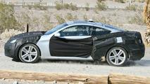 All New Hyundai RWD Sports Coupe Spy Photos