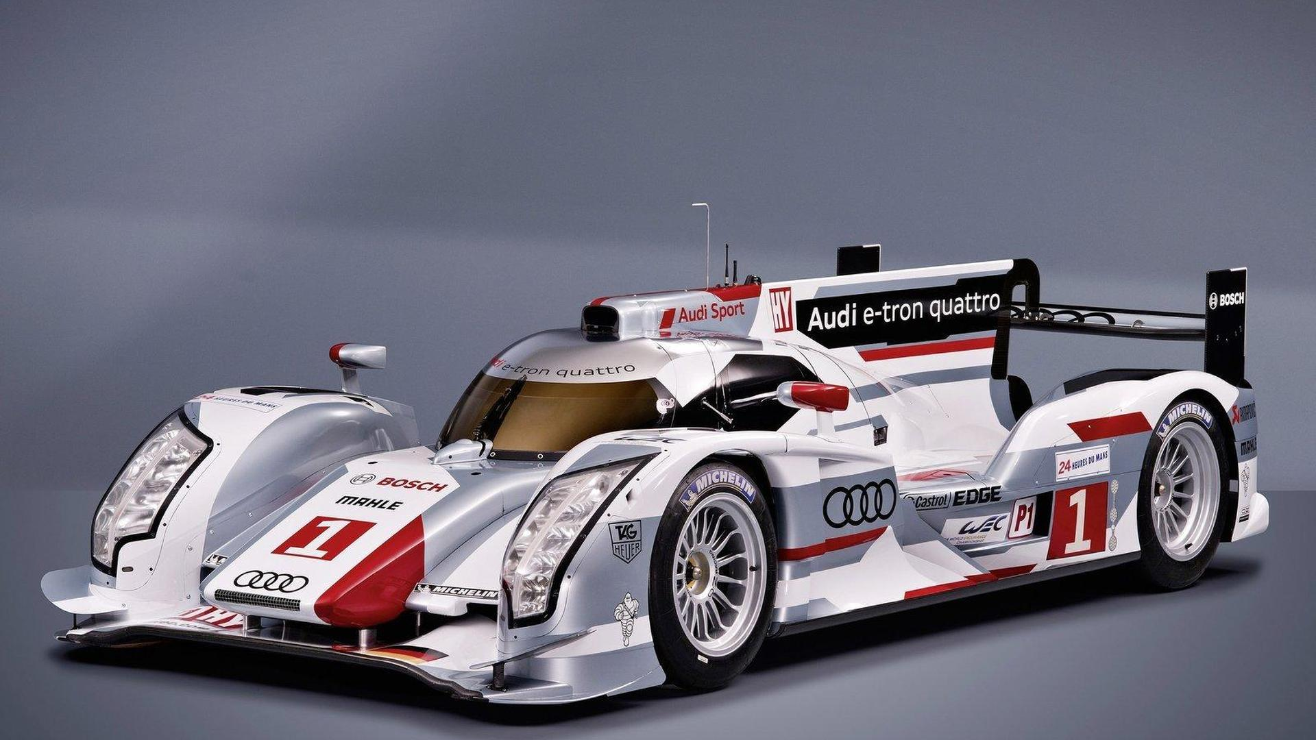2016 Audi R20 to be a street-legal LeMans car - report
