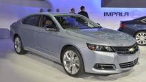 2014 Chevrolet Impala officially revealed for New York
