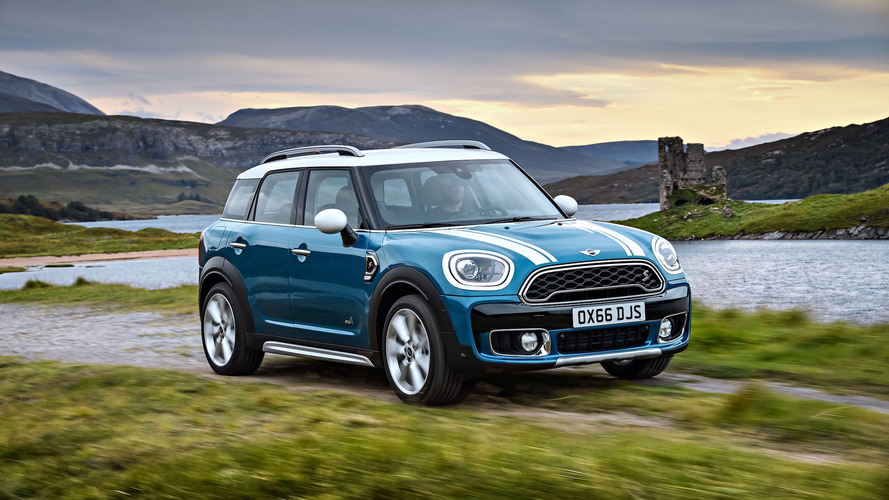 2017 Mini Countryman gets bigger, but stays the course