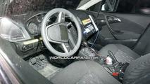 2010 Opel Astra Interior & OPC Version Spy Photos