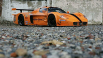 Edo Competition Maserati MC12 Corse Test Drive
