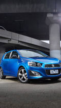2014 Holden Barina RS 13.11.2013