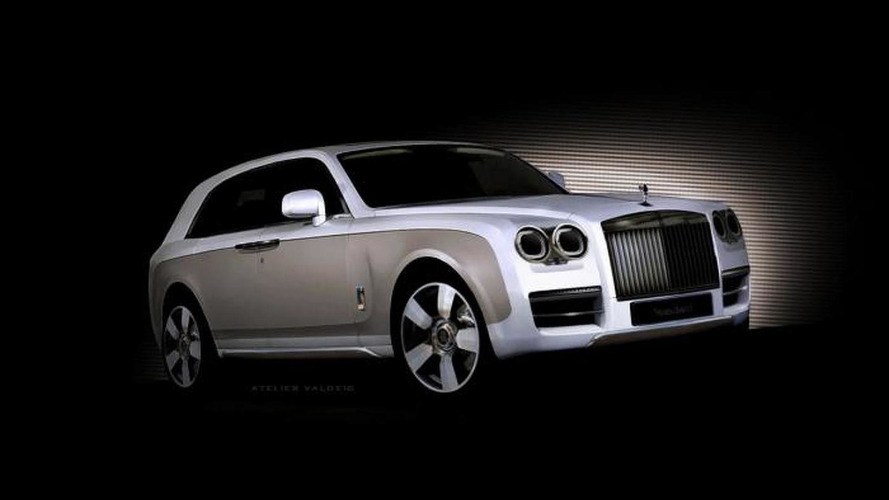 Rolls-Royce SUV slated for late 2017 launch - report