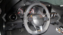 Mercedes-Benz AMG GT interior partially revealed in fresh spy pics