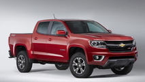 2015 Chevrolet Colorado could gain an off-road inspired variant - report