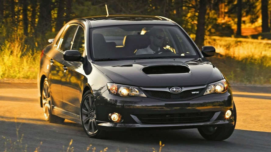 2009 Subaru Impreza WRX Gets 265hp (US)