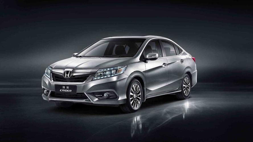 2014 Honda Crider unveiled for China
