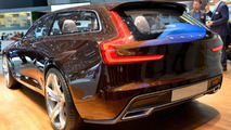 Volvo Concept Estate is one sexy Swede [video]