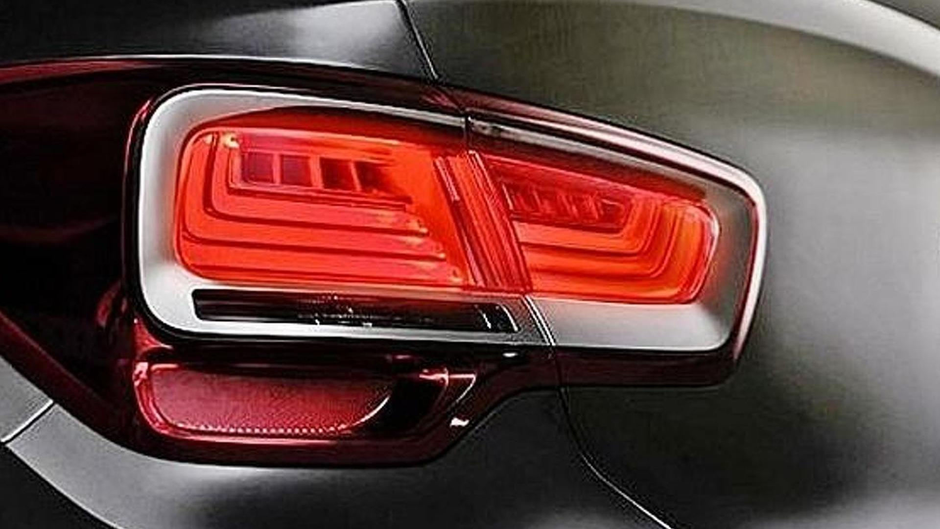 Citroen teases a new model for China, could be a DS4 sedan