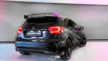 Mercedes A45 AMG Erika by AMG Performance Studio