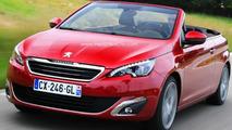 2014 Peugeot 308 CC envisioned
