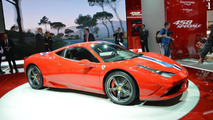 Future Ferraris will be turbocharged - report
