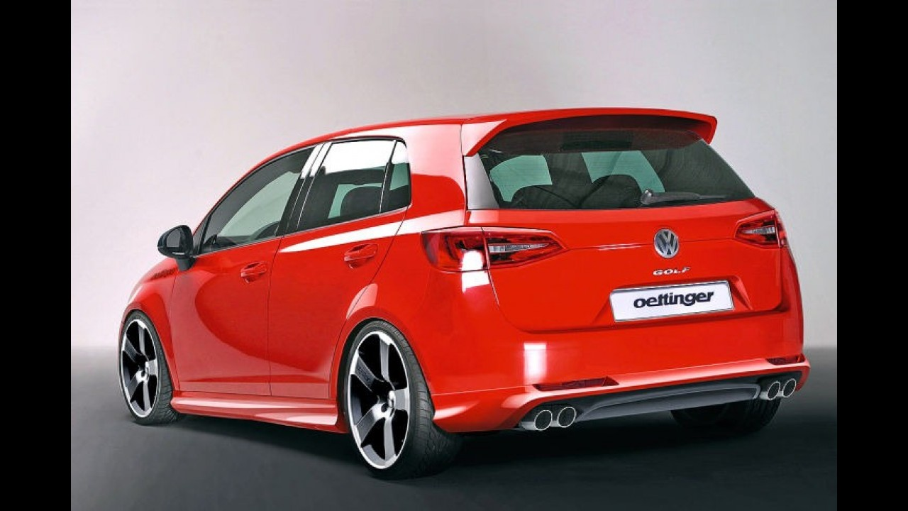 Oettinger Volkswagen Golf VII