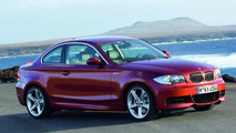 New BMW 1 Series Coupe Officially Revealed