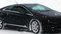2014 Cadillac ELR winter testing 12.2.2013