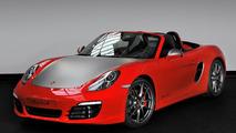 Porsche Boxster S Red 7 Edition 19.4.2013