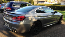 2014 BMW M6 Coupe with Competition Package spotted by WCF reader