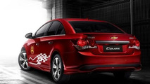 Chevrolet Cruze WTCC Edition launched in China