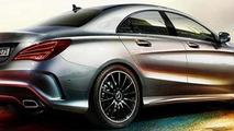 2013 Mercedes-Benz CLA, 600, 24.12.2012