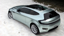 Bertone updates Aston Martin Vanquish-based Jet 2 for Geneva