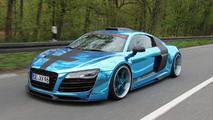 Audi R8 gets flashy new looks and more power from XXX-Performance