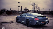 Vilner reveals modified Bentley Continental GT