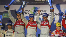 Spa WEC: Audi survives mayhem to clinch unlikely victory