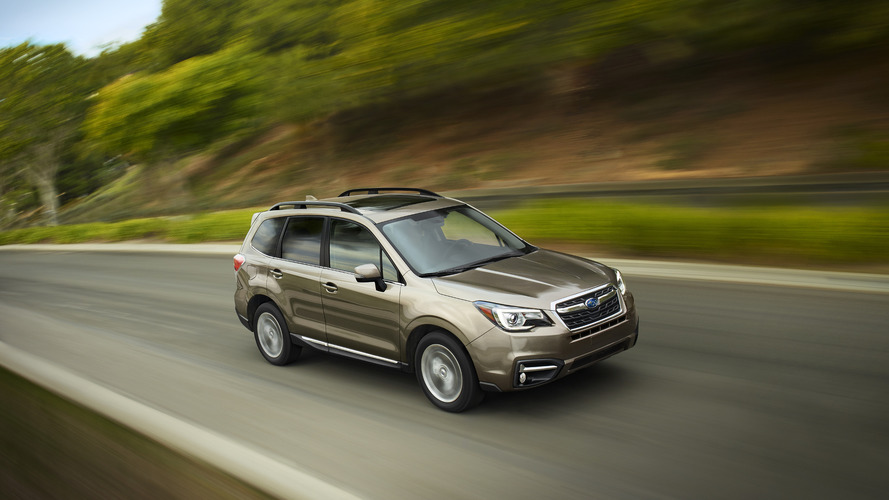 2017 Subaru Forester priced from $22,595