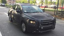 Fiat Linea successor returns in new spy photos