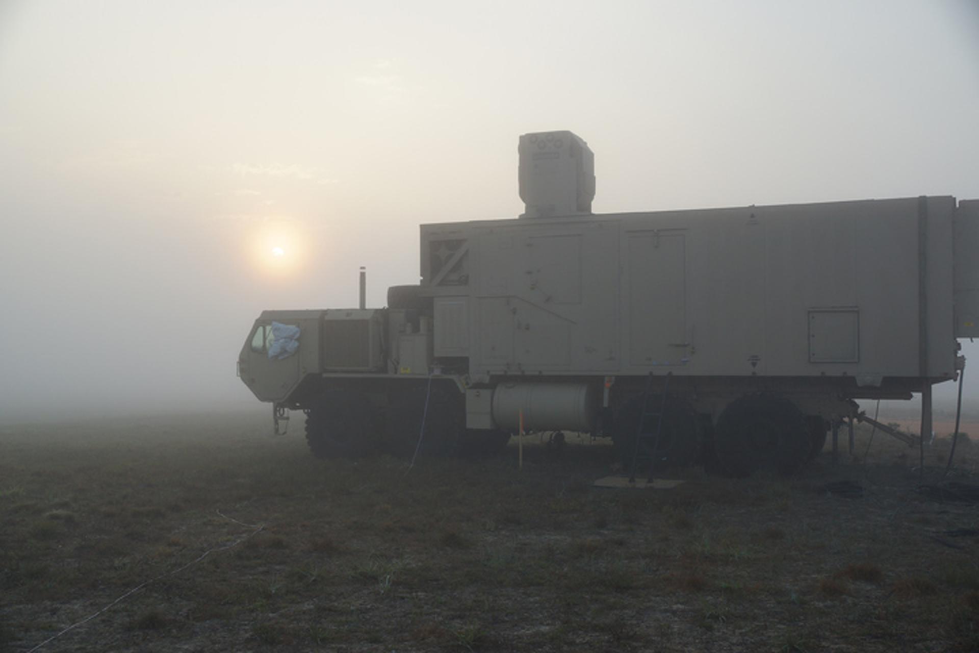 Boeing's New Laser Decimates Drones Even in Foggy Conditions